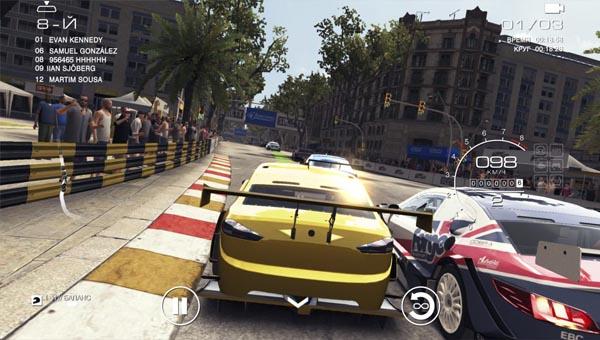 GRID AUTOSPORT гонки с тюнингом