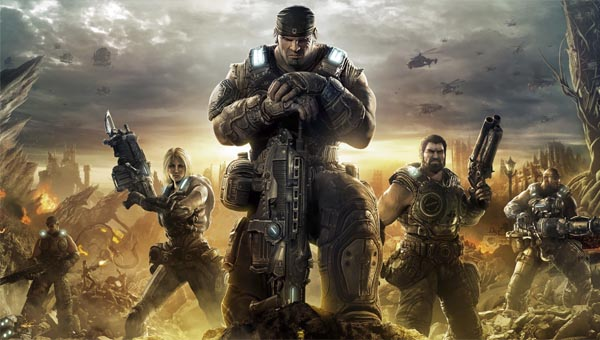 Gears of War игра