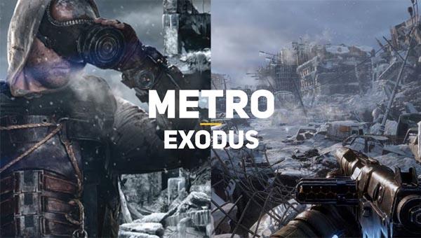 метро исход Шутер