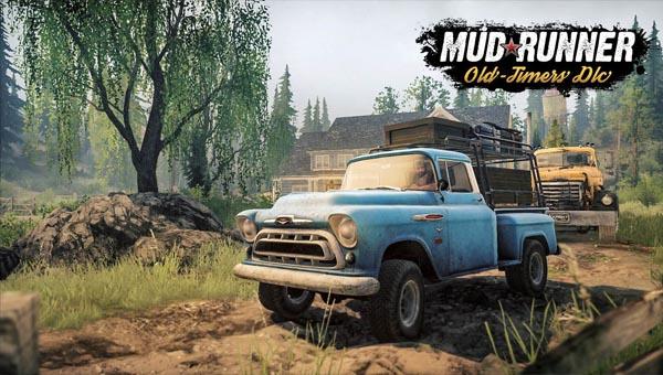 MudRunner игра