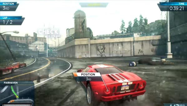 гонка с тюнингом NEED FOR SPEED: UNDERGROUND