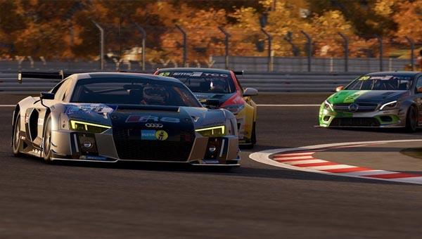 PROJECT CARS 2 гонка с тюнингом