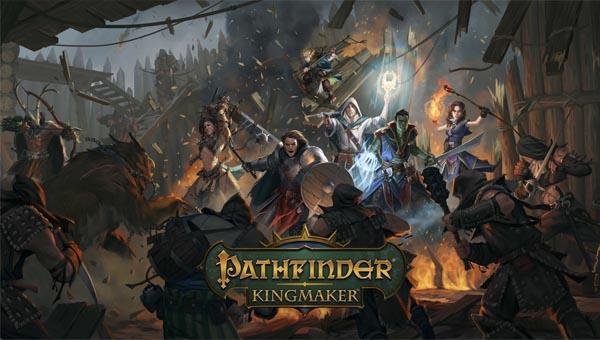 игра Pathfinder: Kingmaker
