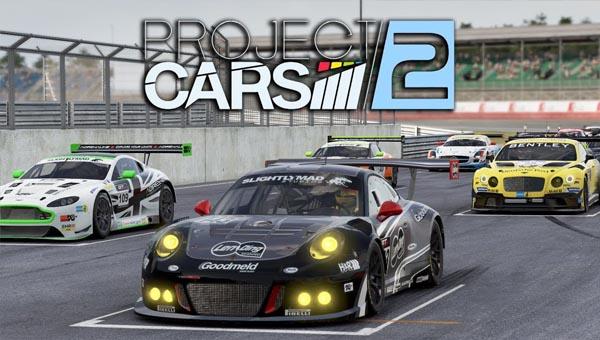игра Project CARS 2