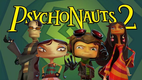 Psychonauts 2 новинка 2020