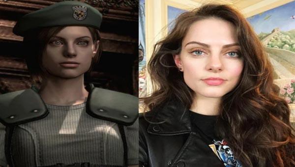 Resident Evil Джилл Валентайн