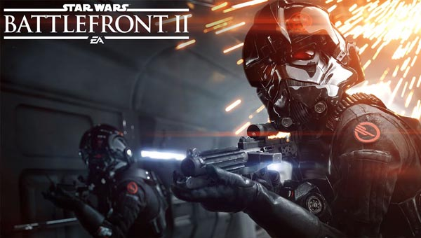 Star Wars: Battlefront II игра
