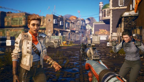 лучшие рпг The Outer Worlds