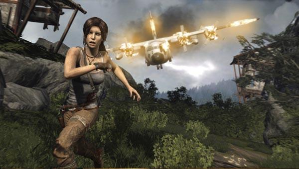 Tomb Raider крофт