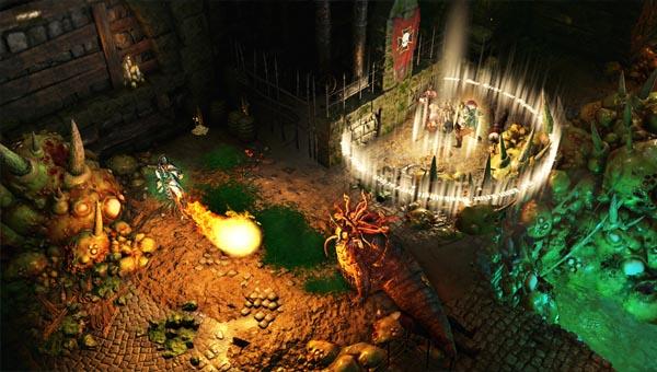 рпг 2019 Warhammer: Chaos bane