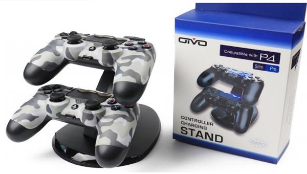 Станция для заряда контроллеров PlayStation 4