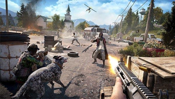 Far Cry 3 игра