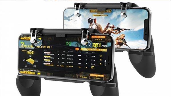 Мобильный контроллердля игр с откидной подставкой
