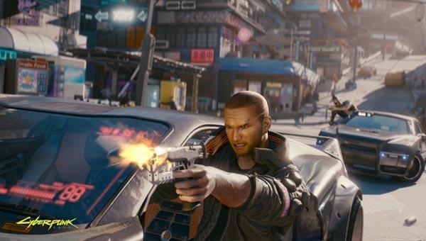 Лучшие RPG 2019 киберпанк 2077
