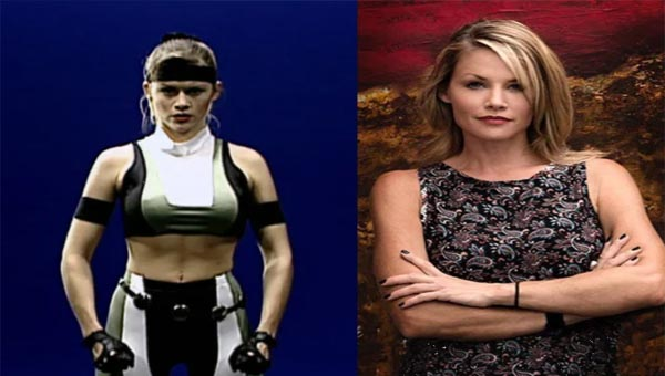 Mortal Kombat Соня Блейд