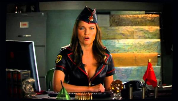 Command & Conquer: Red Alert 3 даша