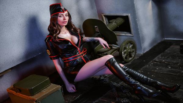 Command & Conquer: Red Alert 3 даша федерович