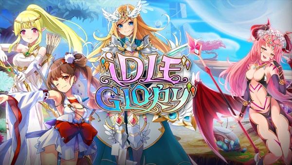 IDLE GLORY браузерная онлайн игра