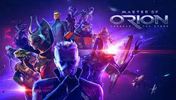 MASTER OF ORION ремейк игры