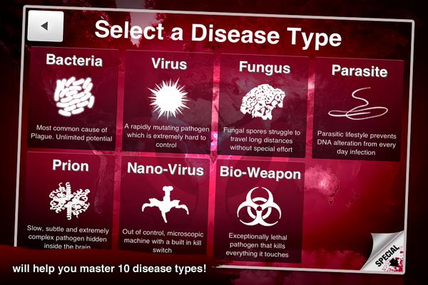 Plague Inc – отличная обучающая игра с глубокой механикой