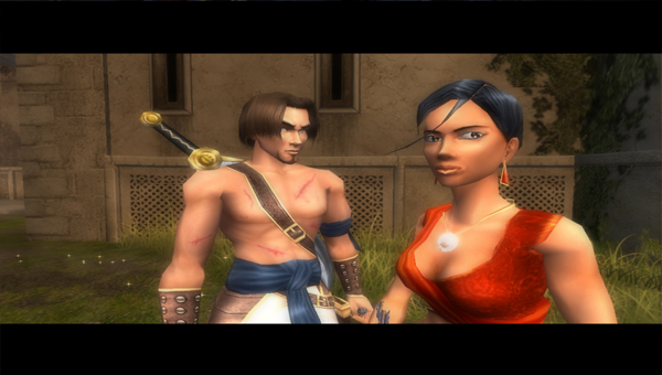 Prince of Persia: The Sands of Time фара