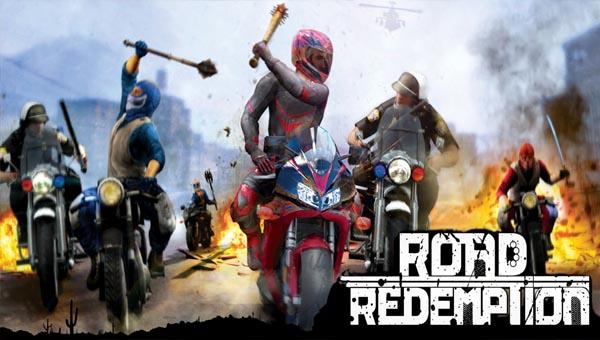 ROAD REDEMPTION ремейк игр