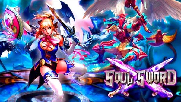 SOUL SWORD онлайн игра