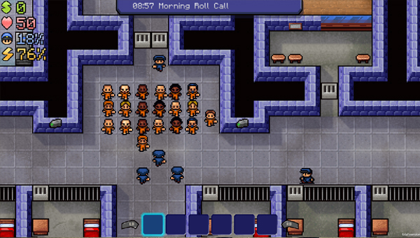 THE ESCAPISTS игра