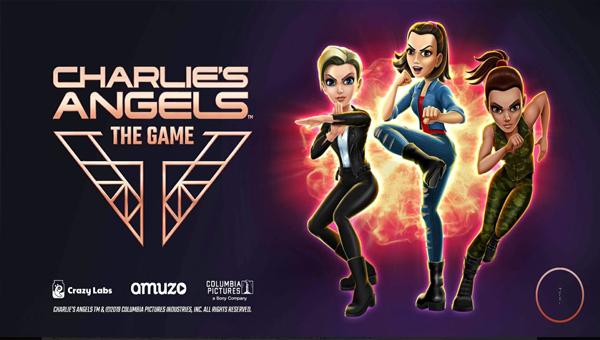 «Ангелы Чарли» – одна из видеоигр