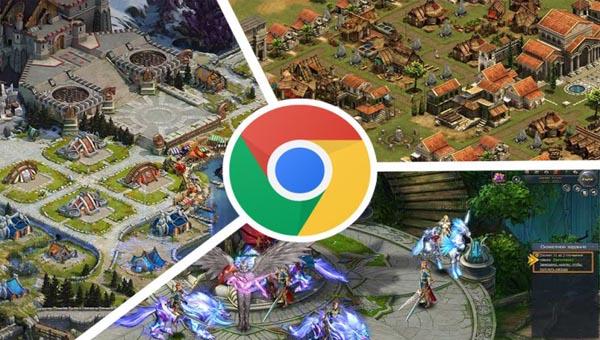 Браузерные онлайн игры MMORPG
