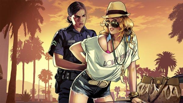 GTA 5 топ 5 игр