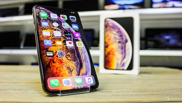 APPLE IPHONE XS MAX лучший игровой смартфон