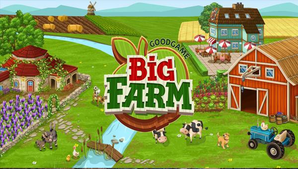 Big Farm ферма