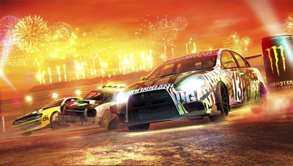 DIRT: Showdown гонки на пк