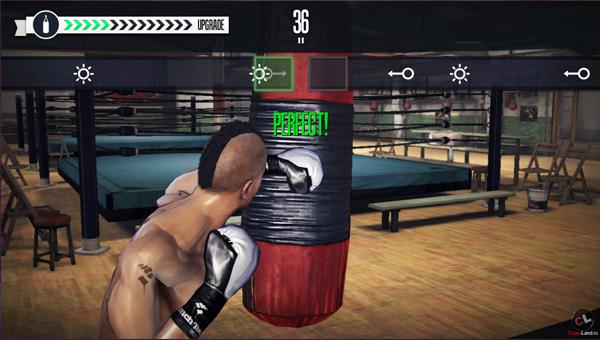 HEAVYWEIGHT THUNDER игра стимулятор бокса