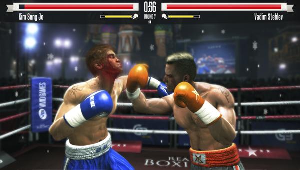 KO: ULTRA-REALISTIC BOXING стимулятор бокса