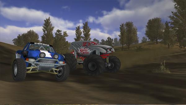 MX-VS-ATV гонки на пк