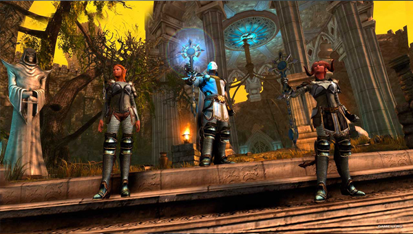 Neverwinter Online игра