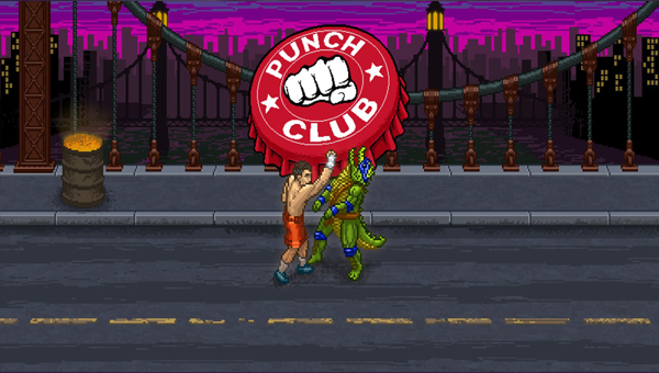 PUNCH CLUB стимулято бокса