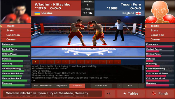 TITLE BOUT CHAMPIONSHIP BOXING стимулятор бокса