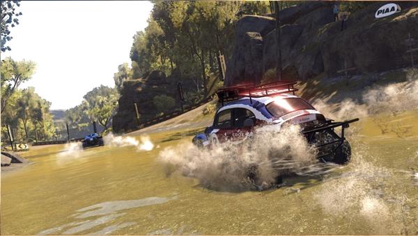 V-Rally 4 игра