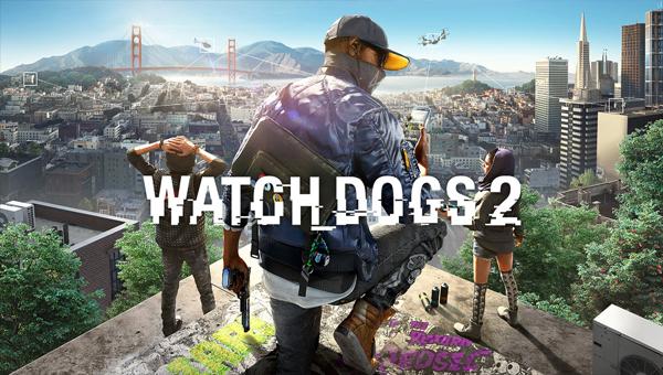 Watch Dogs 2 игры про хакеров