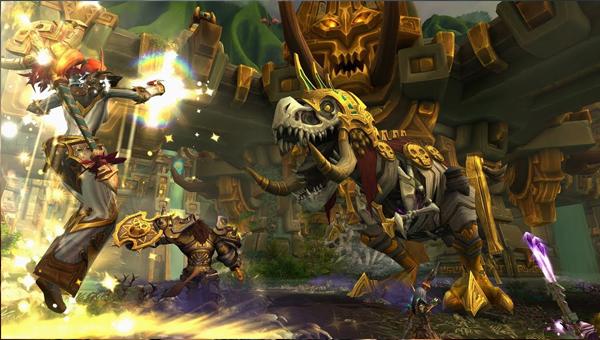 World of Warcraft игры