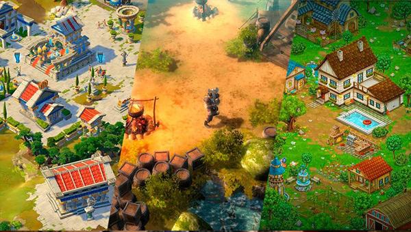 Браузерные онлайн игры про ферму