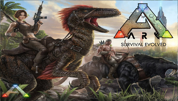 ARK: Survival Evolved игра