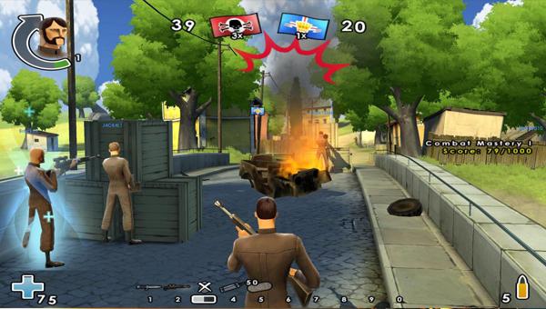 игра Battlefield Heroes