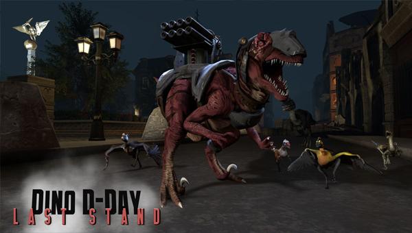 Dino D-Day игра