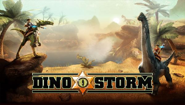 Dino Storm стимулятор динозавров
