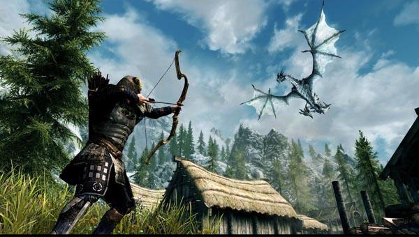 Elder Scrolls 5: Skyrim игра