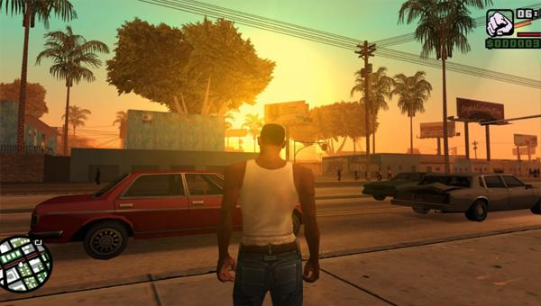 Как выглядят игры серии GTA на максималках
